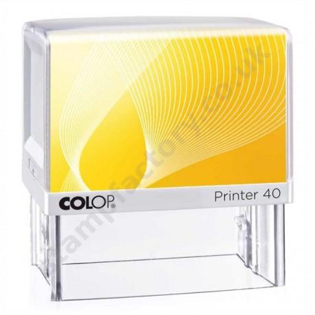 Colop P40 - 5 lignes