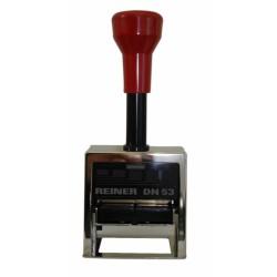Folioteur 6 chiffres Reiner 4mm