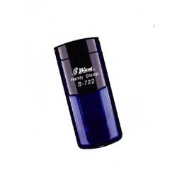 Tampon de poche Shiny S-722- 3 lignes