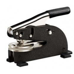 Presse Large de bureau à gaufrer Diam 50 mm