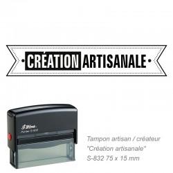 Tampon CREATION ARTISANALE