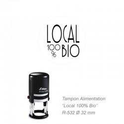 Tampon Local 100% Bio