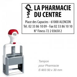 Tampon PRO Pharmacie adresse